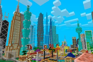 Maps for Minecraft PE – Best Database Maps for Pocket